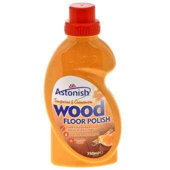 Harga Tangerine & Cinnamon Flawless Wood Floor Polish (750ml)