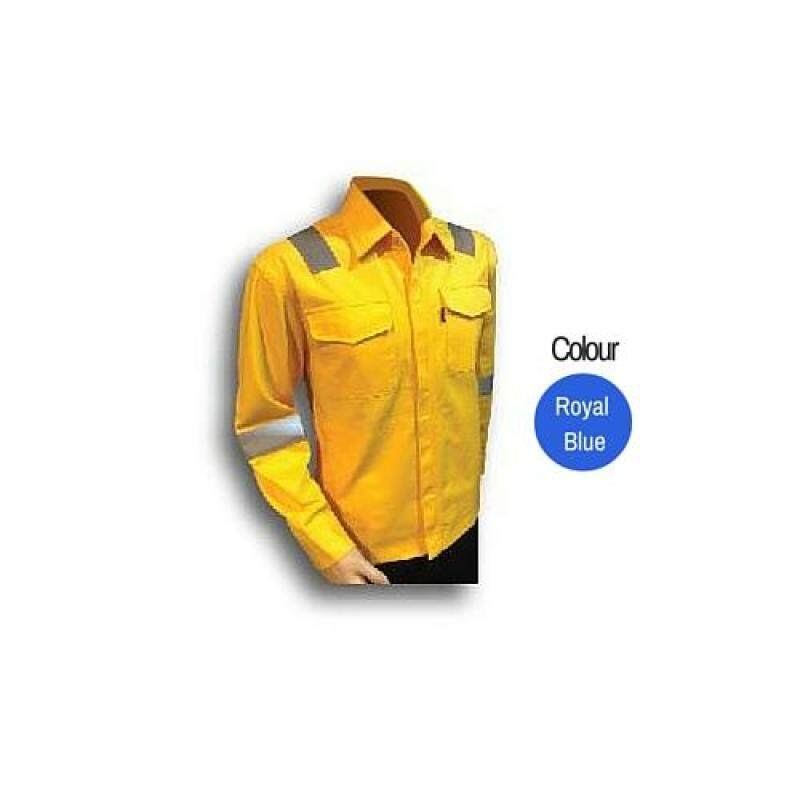 Buy Tanker Exclusive Jacket Royal Blue (2XL) Malaysia