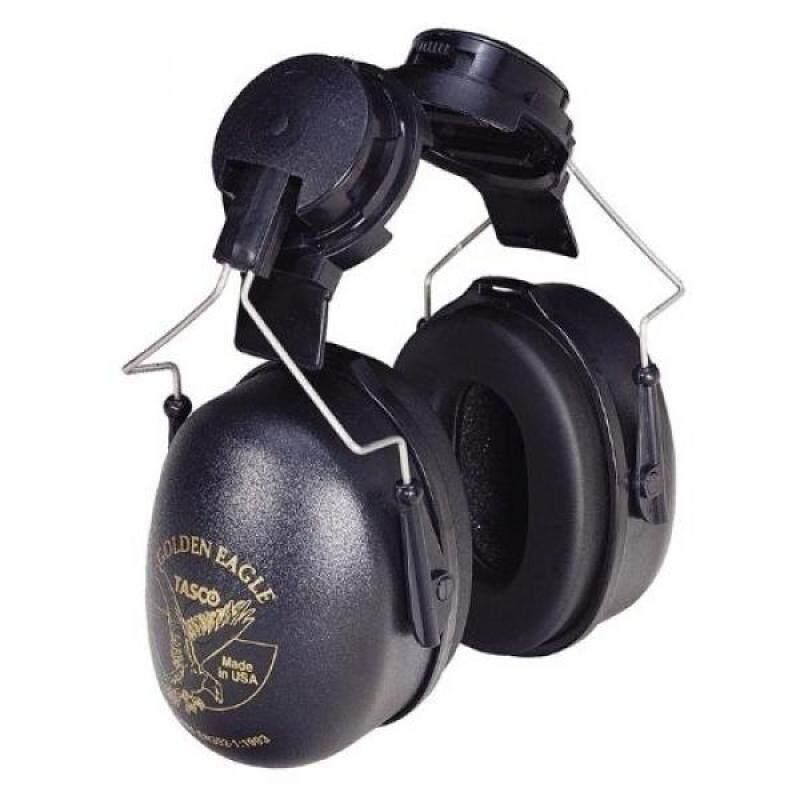 Buy Tasco 2951 Golden Eagle Cap Mounted Earmuffs, NRR=26, Black Malaysia