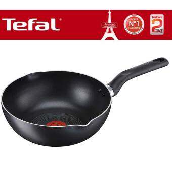 Tefal Super Cook Non Stick Deep Frypan 28cm with Thermo-Spot Technology