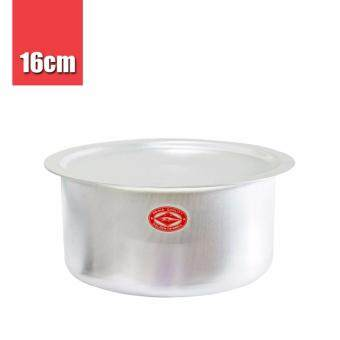 Harga Thailand Crocodile Brand | CCH Aluminium Indian Cooking Curry Soup Pot (16cm) 1pc