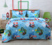 Thomas train head cartoon bedding single piece linen bed Li quiltpillowcase can be set three/four sets can be customized