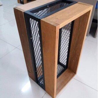 Timber Mix Design Modular Rack - 5