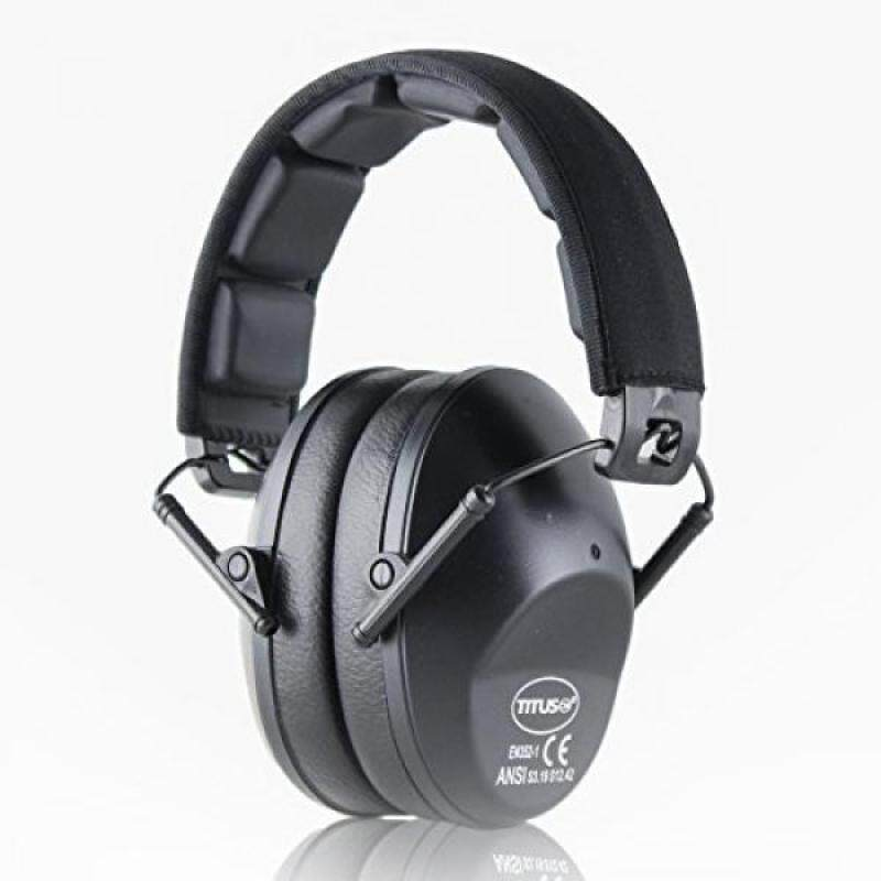 Buy TITUS Low-Profile 34 Decibel NRR Safety Earmuffs Malaysia