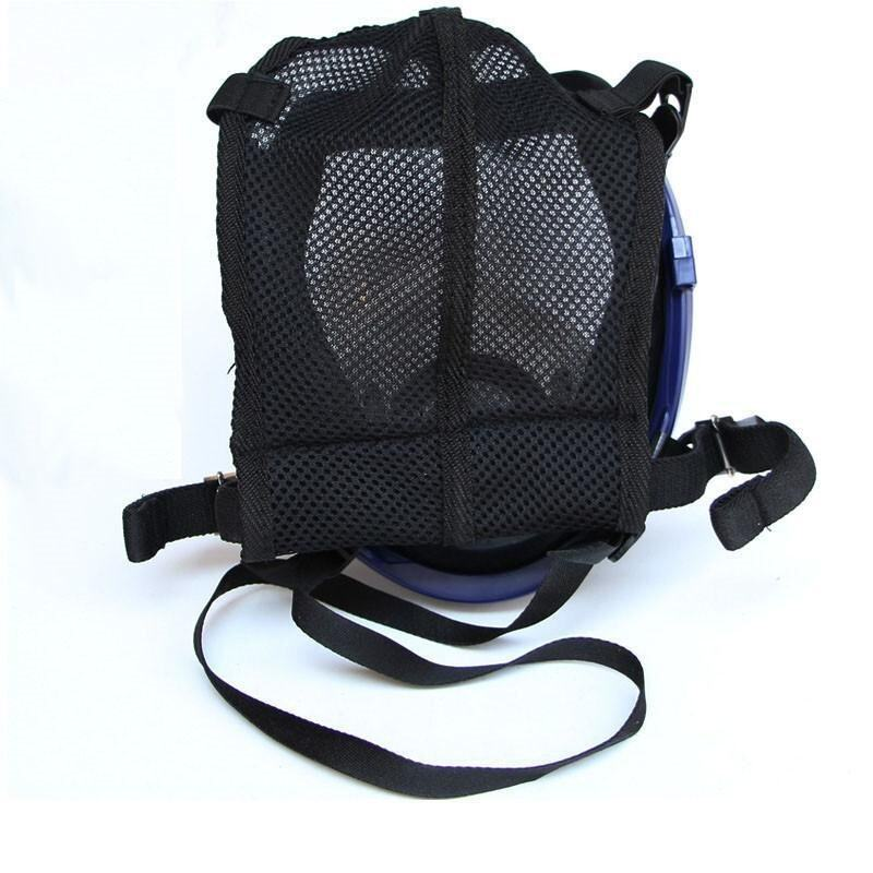 Buy TOMSOO 1pcs Painting Spraying Facepiece Respirator Full Face Gas Mask Replace Unharmed Malaysia