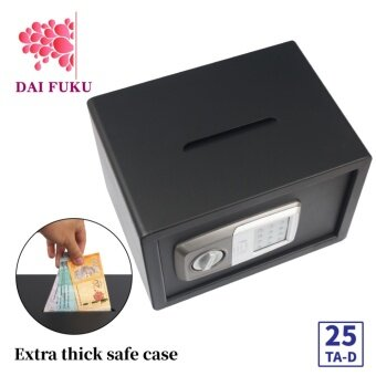 Harga TRENY DAI FUKU Digit Letter SAFETY BOX /Safe Box 25TA-D