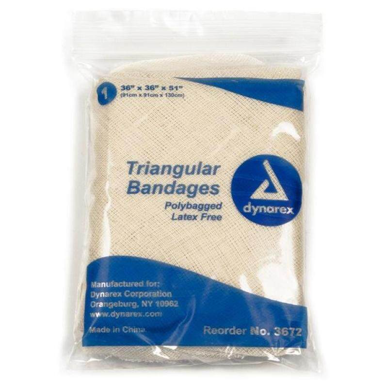 TRIANGULAR BANDAGE 36 X 36 X 51