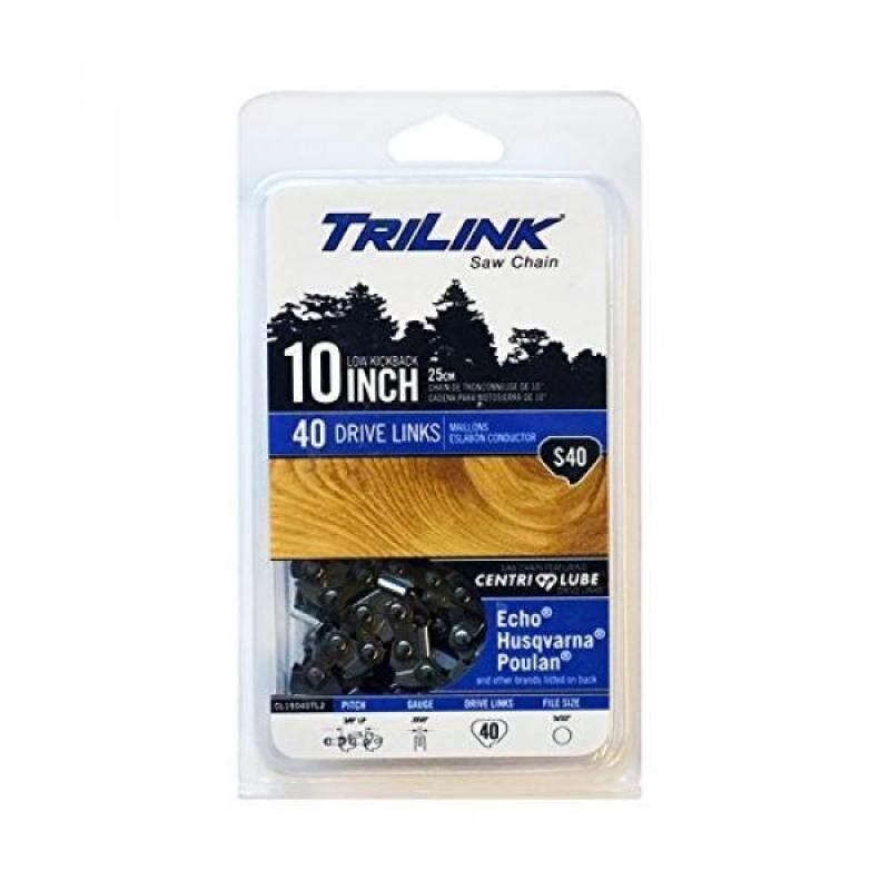 "Buy Trilink Saw Chain CL15040TL CP-5 S40 10"" Chain Malaysia"