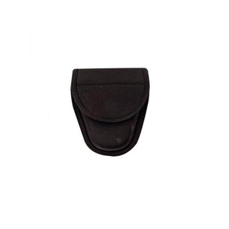 "Buy TRU-SPEC 9035000 Black Single Nylon Handcuff, 2"" Height, 4"" Wide, 6"" Length, 1680 Denier Ballistic Pack Cloth, One Size Malaysia"