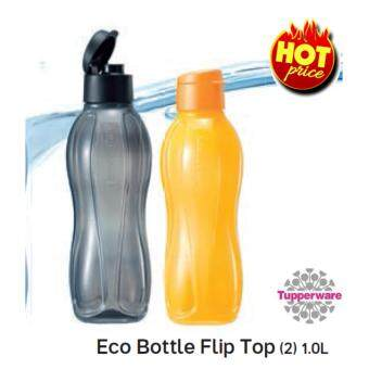 Harga TUPPERWARE ECO BOTTLE 1.0L (TWIN SET)