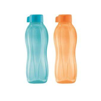 Harga Tupperware Eco Bottle (2) 500ML Mango and Caqua