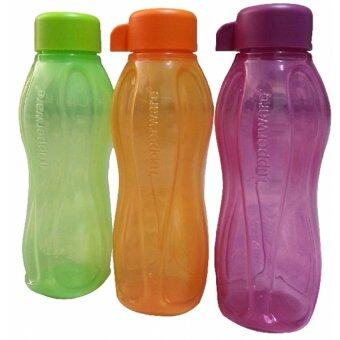 Harga Tupperware Eco Bottle (3) x 310ml