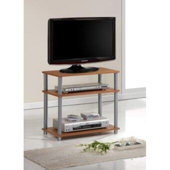 tv console cabinet stand with roller tv rack vtf sp03. Black Bedroom Furniture Sets. Home Design Ideas