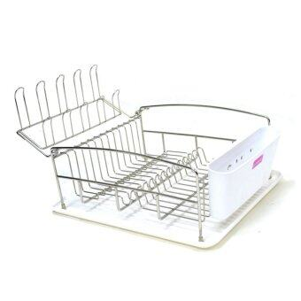 U-Need Large Stainless Steel Dish Drying Rack
