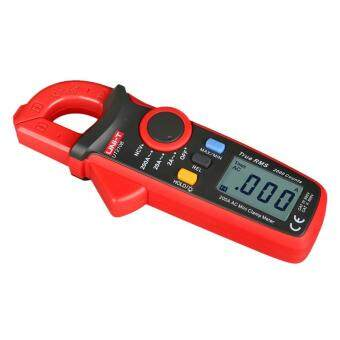 UNI-T UT210B 200A AC Current Clamp Meter True RMS Digital Testerswith NCV MAX/MIN Backlight Data Hold Function - 2