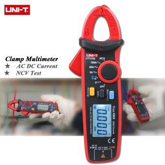 UNI-T UT210E True RMS Mini Digital Clamp Meters AC/DC CurrentVoltage Auto Range VFC Capacitance Non Contact Multimeter Diode
