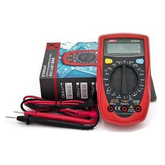 Uni-T UT33D LCD Handle palm multimeter
