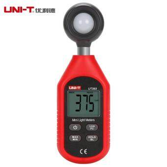 UNI-T UT383 Digital Luxmeter Light Meter Lux / FC MetersLuminometer Photometer 200,000 Lux - 2
