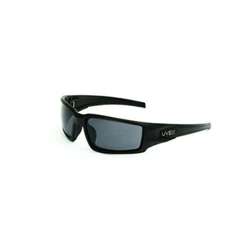 Buy UVEX by Honeywell S2941XP Hyper Shock Series Safety Eyewear with Matte Black Frame, Gray Lens and Uvextreme Plus AF Coating Malaysia