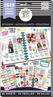 Value Pack Stickers- Planner Basics