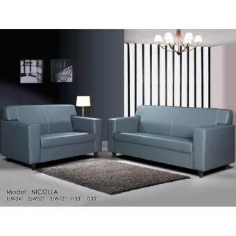 VIVA HOUZ - NICOLLA Sofa (3 + 2 Seater)
