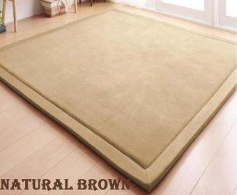 Harga Vogue Tatami Floor Carpet Comfort and Smooth Japanese Styles80*200cm (Natural Brown)
