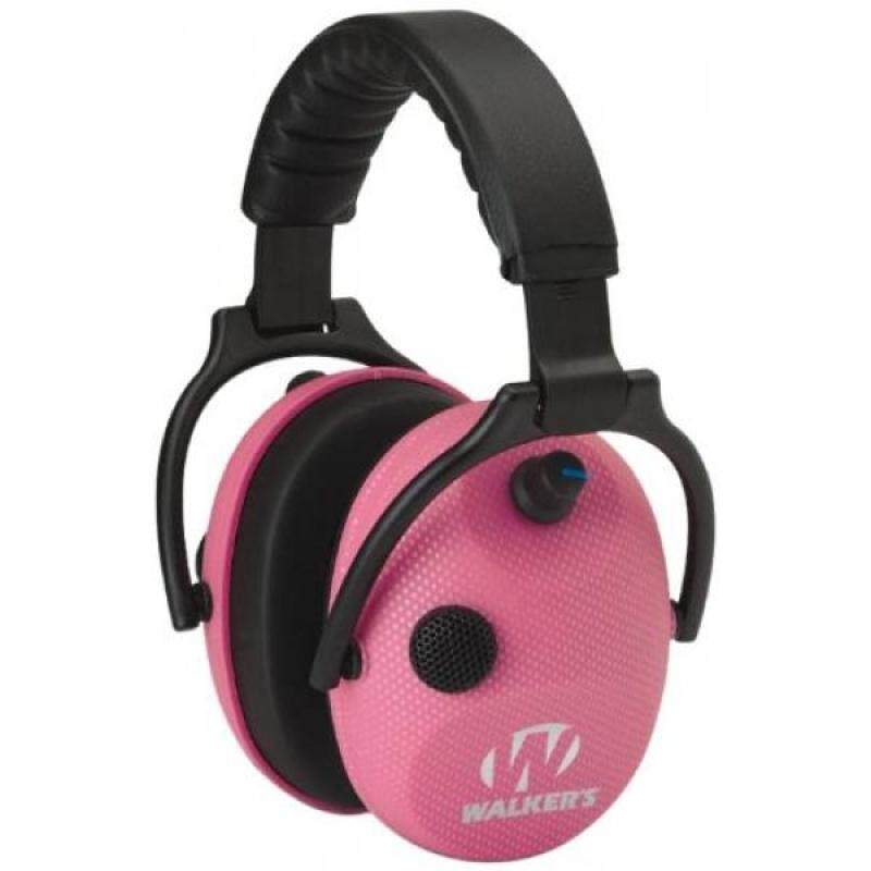 Buy Walkers Alpha Power Muff, Pink/Carbon Graphite Malaysia