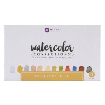 Harga Watercolor Confections (Decadent Pies)