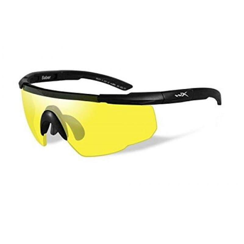 Buy Wiley X Sabre Advanced Sunglasses Pale Yellow/Matte Black 300 Malaysia