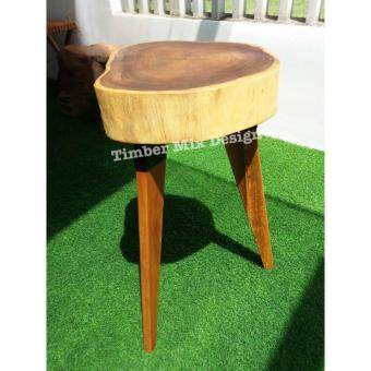 Harga WOOD slice table