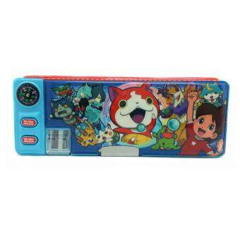 YO-KAI WATCH MAGNETIC PENCIL CASE