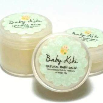 Harga 100% Natural & Organic Baby Balm for Rashes, Eczema and Skin Relief