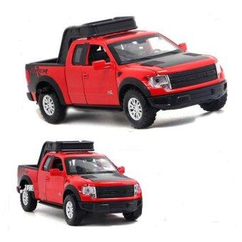 Harga 1:32 Scale Ford F150 Truck Die-cast Model Car with Light & Sound,Door Opening