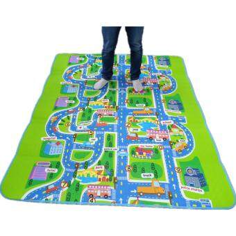 (160*130*0.5CM)Infant children eva foam puzzle play mat baby alfombra flooring room playmate for kids activity floor crawling mat with carpet