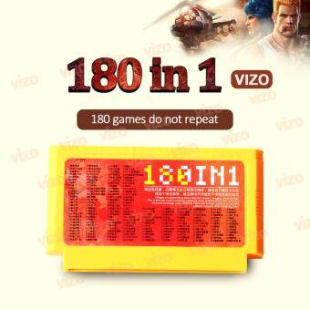 Harga 180 in1 Classic NES Games Retro Video Games Card Catridge Tape