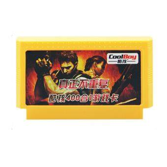Harga 400 in1 Classic NES Games Retro Video Games Card Catridge Tape