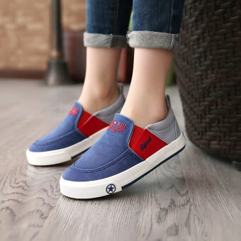 5 Spring and Autumn 6 boys canvas shoes 7 BOY 11 denim shoes 8 students 9 shoes 4 children's shoes 10-year-old 12 tide