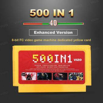 Harga 500in1 Retro Video Games Card Catridge Tape