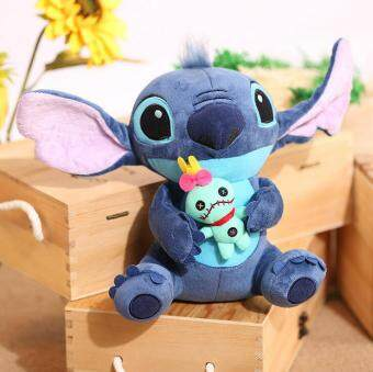 "9\"" Kawaii Stitch Plush Toys 23cm Lilo and Stitch Stich Plush ToySoft Stuffed Animal Doll Kids Toys"