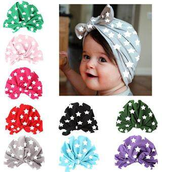 f10e23dfea50 How To Buy Baby Soft Cotton Knot Hat Rabbit Ears Stretchable Cap ...