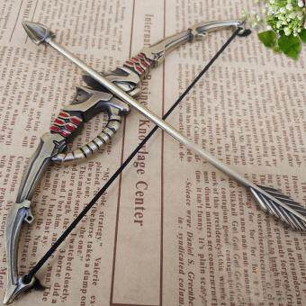 Harga Alloy Ashe Frost Archer Piltov Bow And Arrow Cosplay Props Men'sChildren Toy
