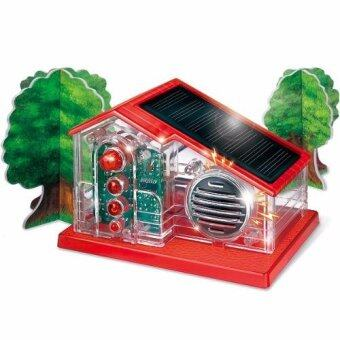 Amazing Toys Greenex - Solar Radio