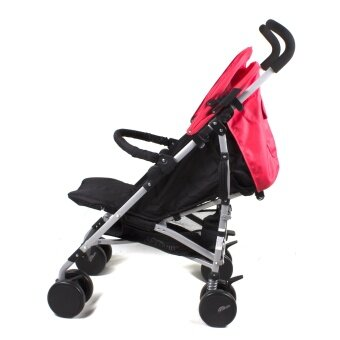 Anakku Signature Baby Buggy (Red) - 4