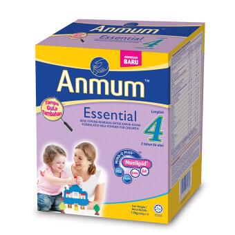 Anmum Essential Step 4 (Original / Honey) Milk Powder 1.2kg