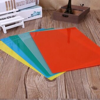Austrian-Stationery color mud work board ultra-light Clay platedouble-sided clay plastic plate color mud Production