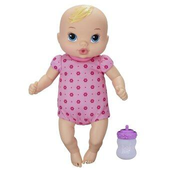 Baby Alive Luv 'n Snuggle Baby Doll Blond - 2