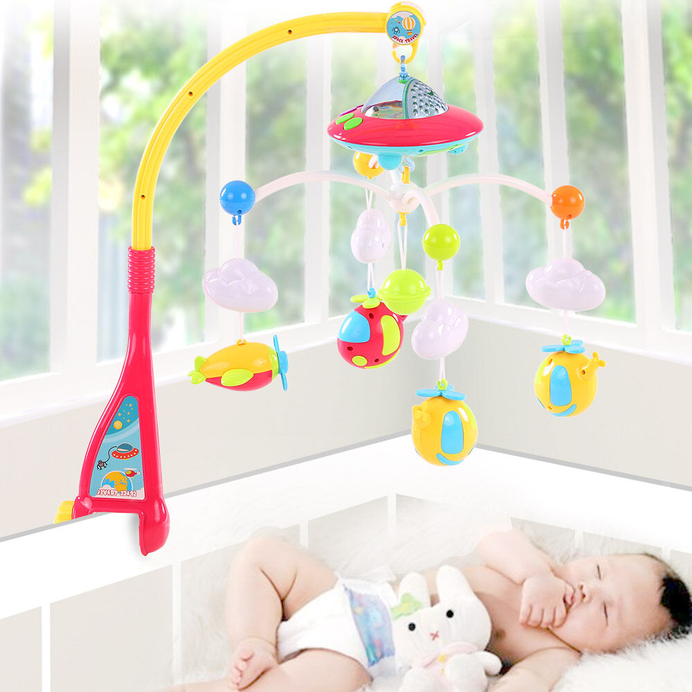 baby bed bell musical mobile crib dreamful bed ring hanging rotate  - baby bed bell musical mobile crib dreamful bed ring hanging rotate bell lazada malaysia