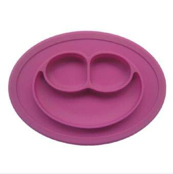 Baby Cute Placemat Plate/Tray Suction Patterns Silicone Placematsfor Kids Placemat for Restaurant Easy To Clean Silicone Mat