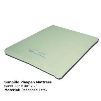 Harga Baby Playpen Latex Mattress