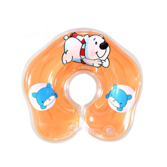 Baby pool head ring collar swim ring music pro collar